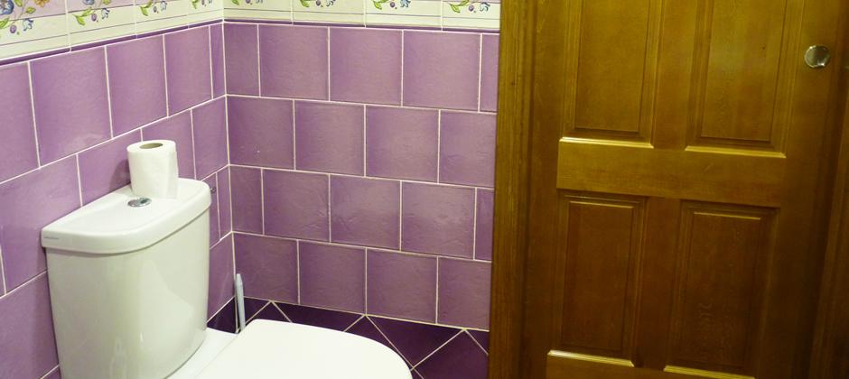 Azulejos de ba o artesanales xavier claur galer a 2 de for Azulejos bano morado